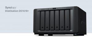 我要打十個!多功能NAS – Synology DS1618+